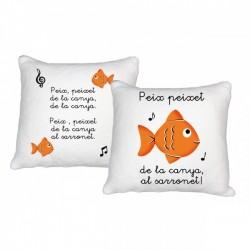 Coixí Peix Peixet